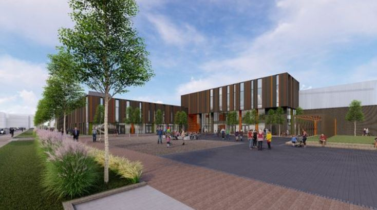 New secondary & SEN school for Northstowe opening Autumn 2019